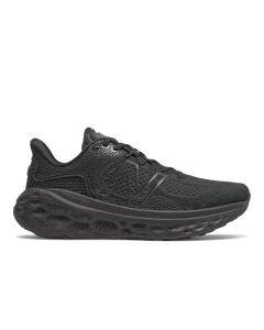 New Balance Fresh Foam More v3 - Black / Dark Silver