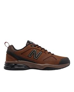 New Balance 623v3 Trainer Leather - Brown