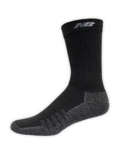 New Balance Technical Elite Crew Socks - Black - 2-pack