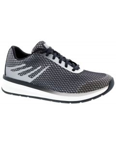 Drew Shoe Thrust - Black/Grey Mesh