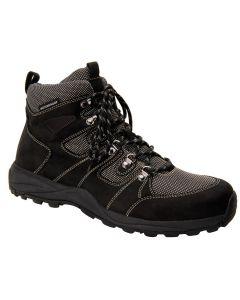 Drew Shoe Trek - Black Nubuck