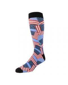 TallOrder The Scott Over-the-Calf Cushion Socks - Single Pair