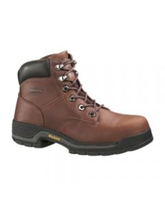 "Wolverine Harrison 6"" Lace-Up Steel-Toe EH Boot"