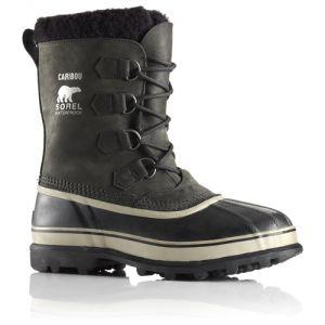 Sorel Men's Caribou Boot - Black/Tusk