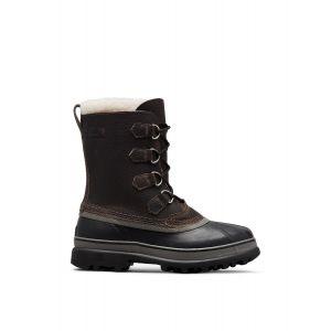 Sorel Men's Caribou WL Boot – Quarry, Black