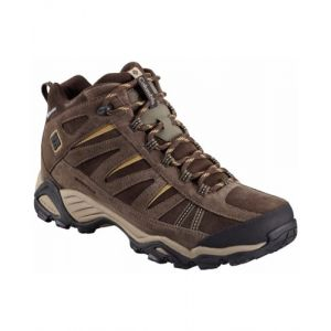 Columbia Men's North Plains Mid Leather Waterproof