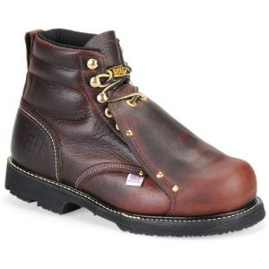 "Carolina Men's 6"" Domestic Broad Toe External MetGuard - 508"