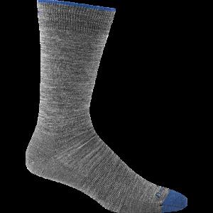 Darn Tough Solid Crew Light Socks - Single Pair