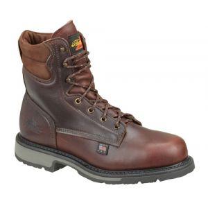 "Thorogood 8"" American Heritage - Steel Toe Work Boots"