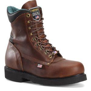 "Carolina Men's 8"" Domestic Work Boot - 809 - Soft Toe"