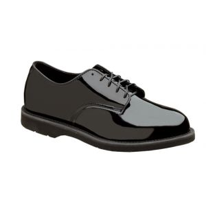 Large Military Dress Shoe - Poromeric Oxford