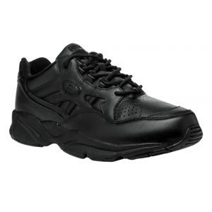 Propet Preferred Stability Walker - Black - Not Slip Resistant on Oily/Wet Surfaces
