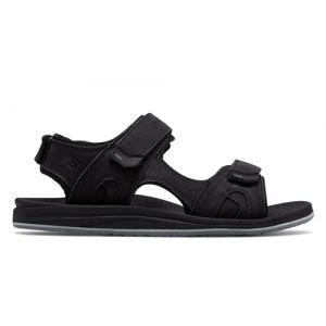 New Balance 2080 PureAlign Recharge Adjustable Sandals - Black