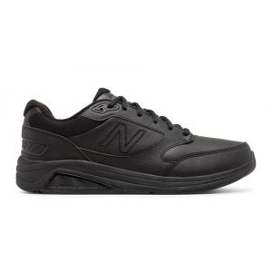 New Balance 928v3 Mens Walking Shoe - Black (fits like original 1st version of 928)