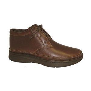 Drew Shoe Keith Chukka Boots - Brandy