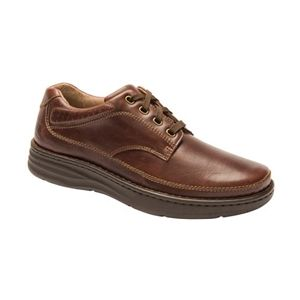Drew Shoe Toledo Lace-Up Oxfords - Dark Brown