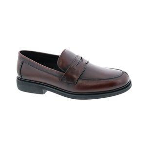 Drew Shoe Essex Penny Loafers - Burgundy
