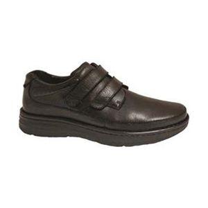 Drew Shoe Mansfield Velcro® Closure Dress Shoes - Black