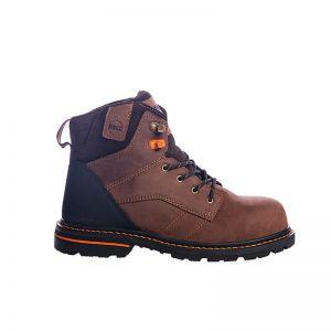"Hoss Carson 6"" Brown Composite Toe Non Waterproof"
