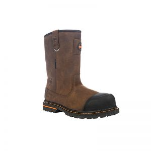 Hoss Cartwright II Wellington Brown Composite Safety Toe
