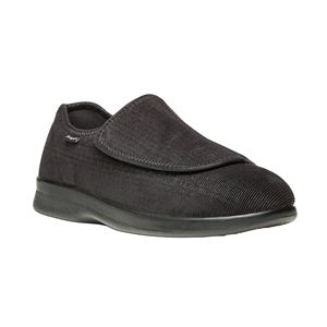 Propet Preferred Cush'N Foot - Black Corduroy