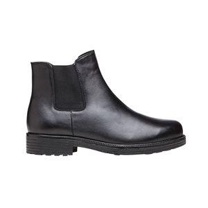 Propet Truman Side-Zip Dress Boot - Black