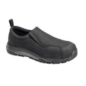 Nautilus 1656 Slip-On Carbon Toe ESD Work Shoe - Black
