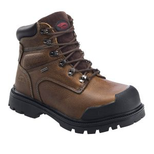 "Avenger 7258 Men's 6"" Waterproof Steel Toe Work Boot"
