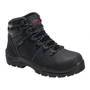 "Avenger 7400 Foundation 6"" Waterproof Carbon Nanofiber Toe Boot - Black"