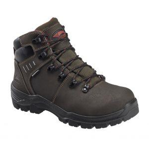 "Avenger 7402 Foundation 6"" Internal Met Guard WP Carbon Nanofiber Toe Boot"