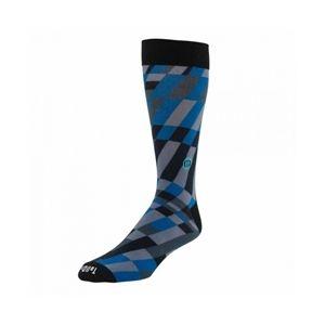TallOrder The Earl Over-the-Calf Cushion Socks - Single Pair