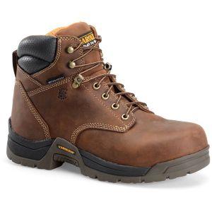 """Carolina Men's 6"""" Waterproof Broad Toe Work Boot"""