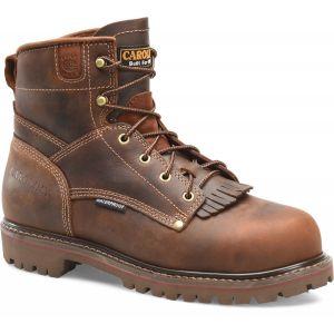 "Carolina Men's 6"" Waterproof Work Boot (Soft Toe)"