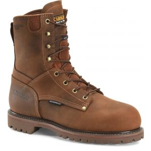 """Carolina Men's 8"""" Waterproof 800G Insulated Grizzly Boot - CA9028"""