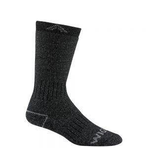 Wigwam 40 Below - Black Wool Boot Socks - Single Pair