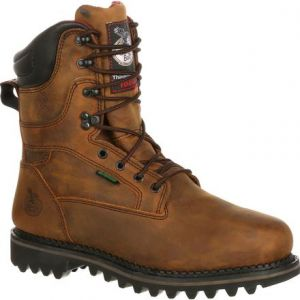 """Georgia 9"""" Insulated Work Boots Non Safety Toe"""