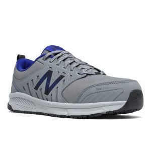 New Balance Alloy Toe Cap 412v1 Athletic Work Shoes – Grey