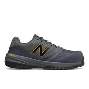 New Balance 589 Composite Toe Work Shoes - Chalkboard / Light Cliff Grey