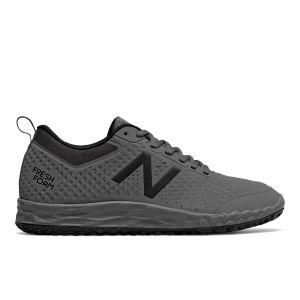 New Balance 806v1 Men's Slip Resistant Fresh Foam Shoes - Grey
