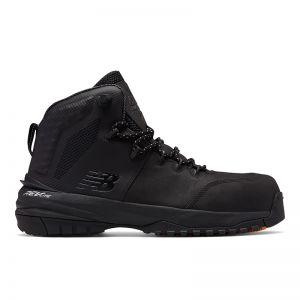 New Balance 989 Composite Toe Work Boots - Black
