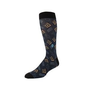 TallOrder The Gary Over-the-Calf Cushion Socks - Single Pair