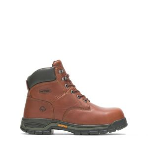 """Wolverine  Harrison 6"""" Lace-Up Boot"""